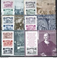 Ontdekking Van Amerika Portugal 1992 - Unused Stamps
