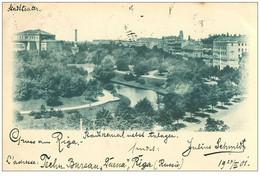 Lettonie. N°38246.riga. - Letonia