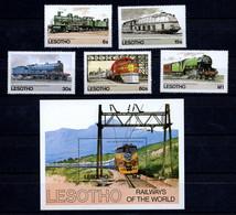 Serie Eisenbahn-Marken (aa8509) - Treni
