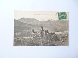 Château De BEAUCENS   -  65  -  Vallée D'Argelès  -  Hautes Pyrénées - Altri Comuni
