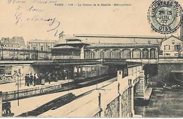 A/208               75     Paris  -métropolitain - Station Bastille - Transporte Público