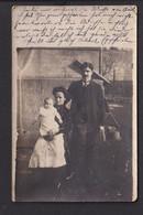 D31 /   Foto AK Familie / Stahlheim Lothringen - St. Goarshausen 1913 - Unclassified