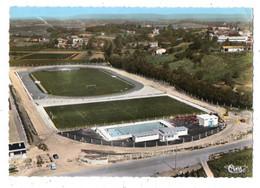 30071-LE-31-FRONTON-Stade Et Piscine-Vue Aérienne----------------terrains De Football - Other Municipalities