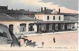 A/209                  58     Nevers        La Gare - Nevers