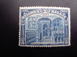 148 Xx MNH 5F FRANK - 1915-1920 Alberto I