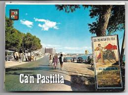 DEPLIANT De 8 CARTES POSTALES - CA'N PASTILLA - Mallorca