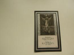 Doodsprentje ( 7374 )  SoenWerk  /  Hoorens      -   Ay    Nieuwpoort     -   1929 - Avvisi Di Necrologio