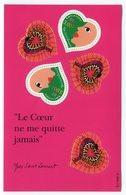 RC 11943 FRANCE BF N° 27 COEURS YVES SAINT LAURENT BLOC FEUILLET NEUF ** A LA FACIALE - Neufs