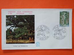 FRANCE 1er JOUR 1976-N°1886 Protection De La Nature Sur Enveloppe. Superbe - Ohne Zuordnung