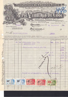 """Belgique - Facture Illustrée (Roulers, 1931) Manufacture De Chicorée Extra """"Pol Verburgh-De Cool"""" - 1900 – 1949"""