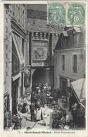 50    Le Mont Saint Michel    -  Hotel   Poulard Aine - Le Mont Saint Michel