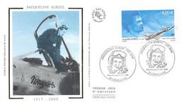 FRANCE.FDC.AM11713.21/06/2003.Cachet Challans.Jacqueline Auriol 1917-2000 - 2000-2009