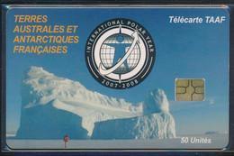 TAAF Télécarte TAAF39 Superbe - TAAF - Territorios Australes Franceses