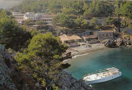 Postcard La Calobra Mallorca [ Bar Playa ] My Ref B24821MD - Mallorca