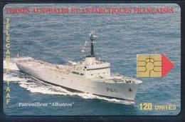 TAAF Télécarte TAAF17A Superbe - TAAF - Territorios Australes Franceses