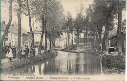 Scherpenheuvel Oude Vesten Met Molen - Scherpenheuvel-Zichem