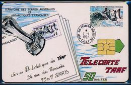 TAAF Télécarte TAAF15 Superbe - TAAF - Territorios Australes Franceses