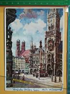 KOV 521-11 - MUNCHEN, GERMANY, Cathedrale, Cathedral, Katedrale, Frauenkirche, Marienplatz - Muenchen