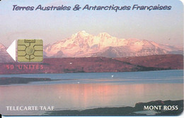 TAAF Télécarte TAAF30 - TAAF - Territorios Australes Franceses