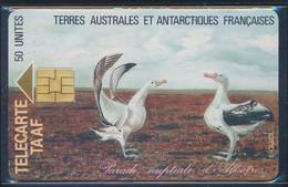 TAAF Télécarte TAAF4 Superbe - TAAF - Territorios Australes Franceses