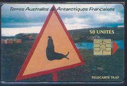 TAAF Télécarte TAAF22 Superbe - TAAF - Territorios Australes Franceses