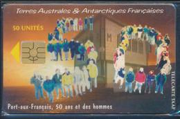TAAF Télécarte TAAF24 Superbe - TAAF - Territorios Australes Franceses