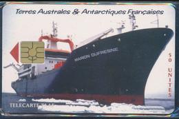 TAAF Télécarte TAAF27 Superbe - TAAF - Territorios Australes Franceses