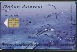 TAAF Télécarte TAAF35 Superbe - TAAF - Territorios Australes Franceses