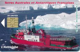 TAAF Télécarte TAAF37 Superbe - TAAF - Territorios Australes Franceses