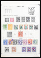 Mittel- Und Südamerika: 1850-1980. Wellfilled Collections Mint And Used Of Cuba, Chili, Columbia, Do - America (Other)