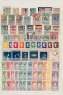 Mittel- Und Südamerika: 1860/1940 (ca.), A Decent Mint And Used Assortment Of Various Issues From Cl - America (Other)