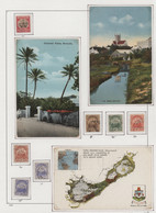 Karibik: 1850's-modern: Collection Of About 600 Picture Postcards (ca. 150 Pre-1945), About 60 Cover - America (Other)