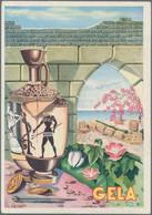 Italien - Altitalienische Staaten: Toscana: 1852/1916 Ca., Group Of 6 Letters/cards (incl. 1 C. Sing - Toscana
