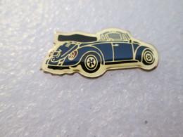PIN'S    VOLKSWAGEN  COCCINELLE  CABRIOLET - Volkswagen