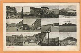 Napoli Italy Old Postcard - Napoli (Napels)