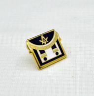 1 Pin's NEUF En Métal ( Pins ) - Franc Maçon Freemason Masonic ( Ref 9 ) - Altri