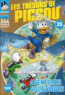LES TRESORS DE PICSOU 35 - Picsou Magazine