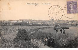 02 - N°75232 - BELLICOURT - Vue Générale - Other Municipalities