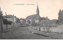 45 - N°74258 - MALESHERBES - Rue De L'Eglise - Malesherbes