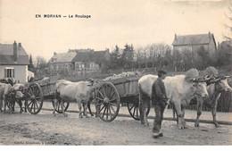 58 - N°74297 - En Morvan - Le Roulage - Otros Municipios