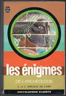 Les Enigmes De L'Archéologie  Par H.P.Lovecraft - Editions Encyclopédie  Livre De Poche De 1969 - Archeology