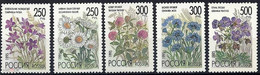 RUSSIE/RUSSIA/RUSSLAND/ROSJA 1995 MI.435-39 ** ,ZAG.216-20 ,YVERT. - Unused Stamps