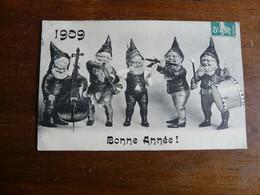 1909 BONNE ANNEE - Nieuwjaar