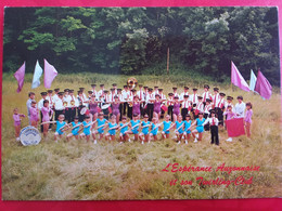 CPA 43 AUZON L'ESPÉRANCE AUZONNAISE Et Son TWIRLING-CLUB ANNÉE 1960  ×× ÉD. Du LYS  PARFAITE - Otros Municipios