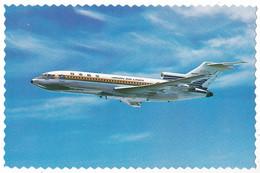 AVIATION CIVILE - JAPAN AIR LINES : AVION BOEING B 727 JET COURIER En VOL / FLYING B 727 JET COURIER ~ 1970 (ah428) - 1946-....: Modern Era