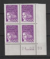 France 1997 Coin Daté Marianne Luquet 3088 ** MNH - 1990-1999