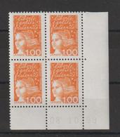 France 1997 Coin Daté Marianne Luquet 3089 ** MNH - 1990-1999