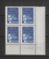 France 1997 Coin Daté Marianne Luquet 3090 ** MNH - 1990-1999
