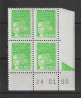 France 1997 Coin Daté Marianne Luquet 3092 ** MNH - 1990-1999