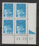 France 1997 Coin Daté Marianne Luquet 3095 ** MNH - 1990-1999